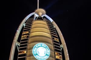 Burj Al Arab recognized for seven-star sustainability